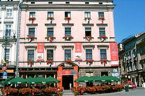 Antoni Hawełka - Antoni Hawełka's store Pod Palmą (2007)