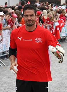 Pascal Zuberbühler Swiss footballer