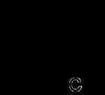 Struktur von 1-Chlornaphthalin