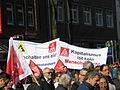 1. Mai 2013 in Hannover. Gute Arbeit. Sichere Rente. Soziales Europa. Umzug vom Freizeitheim Linden zum Klagesmarkt. Menschen und Aktivitäten (049).jpg