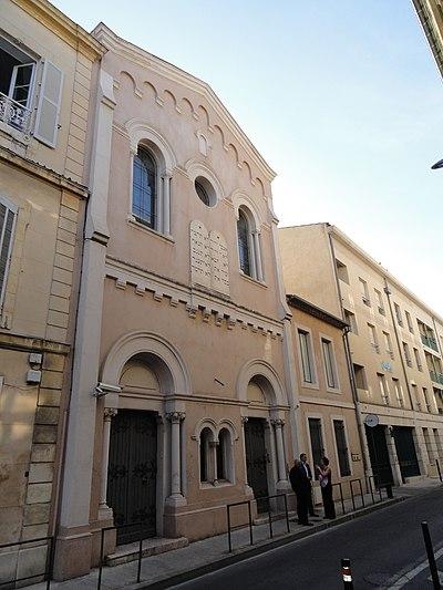 Synagoge (Nîmes)