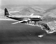 115th Air Transport Squadron - Boeing C-97C-35-BO Stratofreighter 50-700
