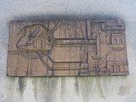 1170 Pezzlgasse 71-81 Comeniusgasse - Hauszeichen Wasserleitung 1564 IMG 4828.jpg