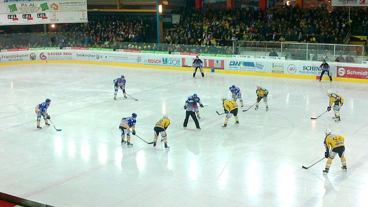 eishockey italien serie a