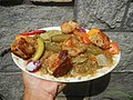 1393Mung bean soup and siomai in bilimbi, tomatoes, chili and onions 12.jpg