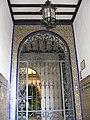 140 Casa Ordóñez Sandoval, entrada enrajolada.jpg