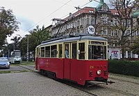 140th anniversary of public transport in Szczecin, Konstal 4N.jpg