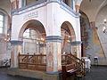 149 81 (87) z 24.01.1957 Synagoga (duża), ob. muzeum. Tykocin, ul. Kozia 2 jass sw.jpg