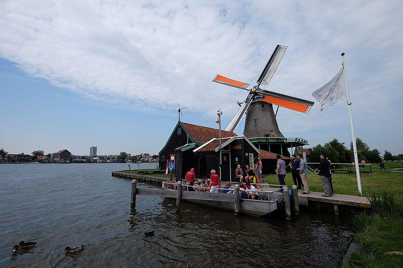 Lugares para crianças em Amsterdam