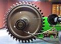 152 Museu d'Història de Catalunya, motor hidràulic.JPG