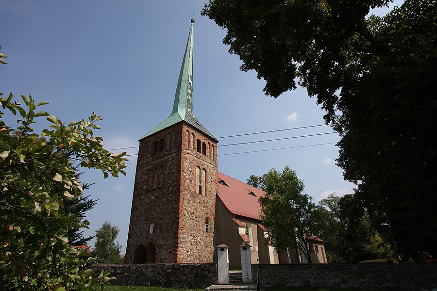 Chociszewo, Lubusz Voivodeship