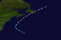 1893 Atlantic hurricane 5 track.png