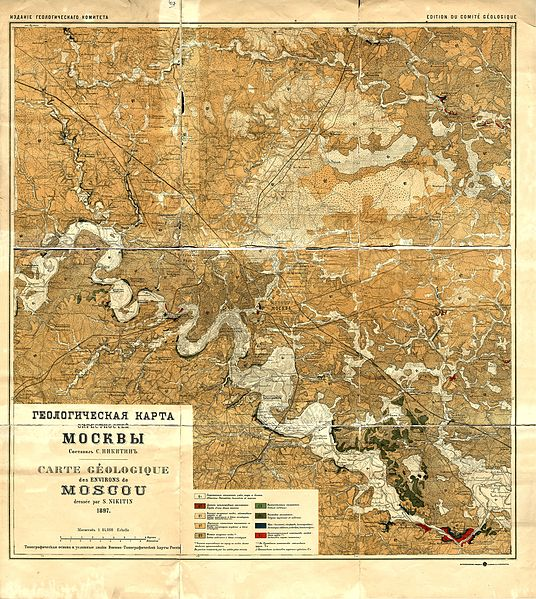 File:1897 Nikitin Geology map Moscow 1x84000.jpg