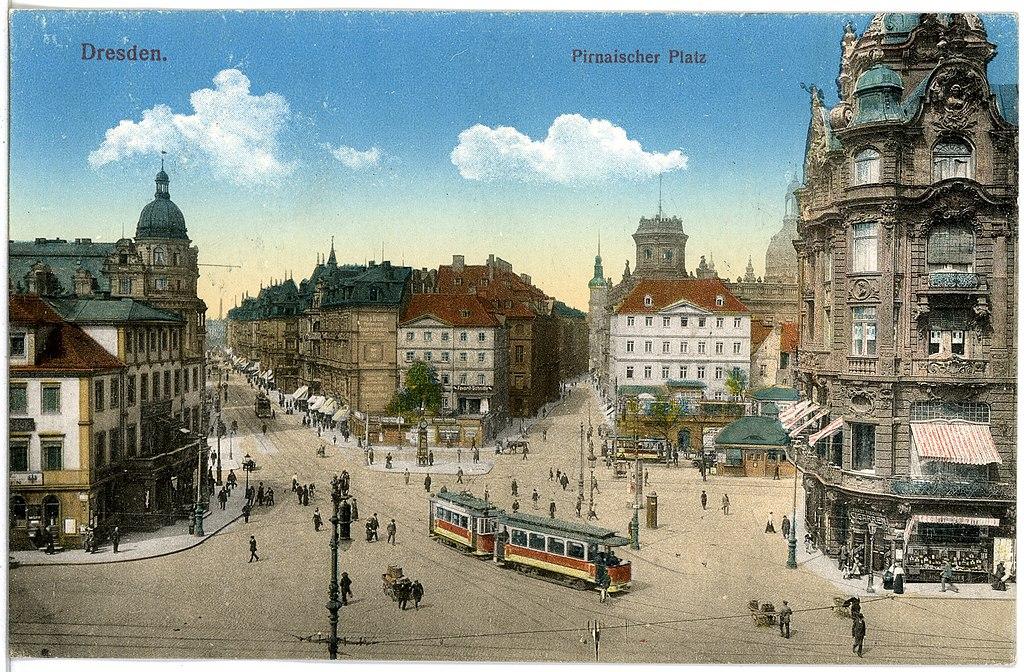 Kaiserpalast Dresden Gut Oder Schlecht Skyscrapercity
