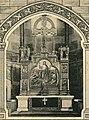 1914-04-05 Blatt zur Konfirmation in der ev.-luth. St. Markuskirchein Hannover, Ausschnitt des Altars.jpg