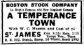 1922 StJames theatre BostonGlobe 14April.png