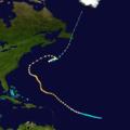 1926 Atlantic hurricane 4 track.png