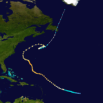 1926 Atlantic hurricane 4 track.png