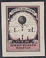 1926 POLAND BALLOON FLIGHT GORDON BENNETT COMPETITION AVIATION LABEL.jpg