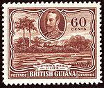 1934 60c BrGuiana Yv151.jpg