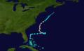 1941 Atlantic hurricane 3 track.png