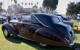 Coupé - 1948 Bentley coupé de ville