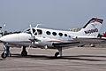 1969 Cessna 421A (6268279859).jpg