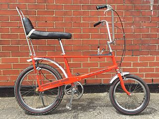 Raleigh Chopper Childrens bicycle
