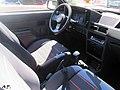 1981 Ford Escort XR3 MKIII Interior (4636603726).jpg