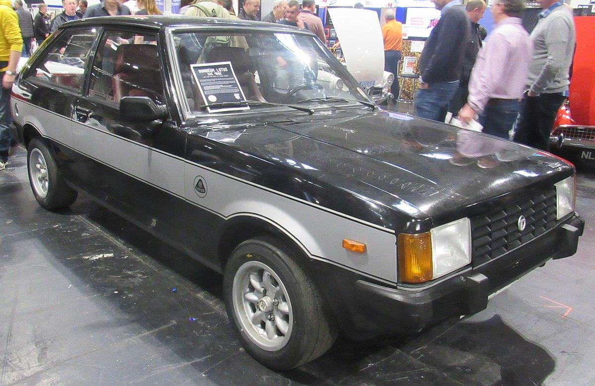 Px Talbot Sunbeam Lotus Front on 1977 Dodge Power Wagon Wiki