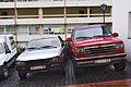 1983 Peugeot 505 Covadonga & (US spec) Ford Explorer (5853809963).jpg