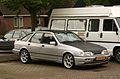 1985 (?) Ford Sierra 2.0 Laser (14470686514).jpg