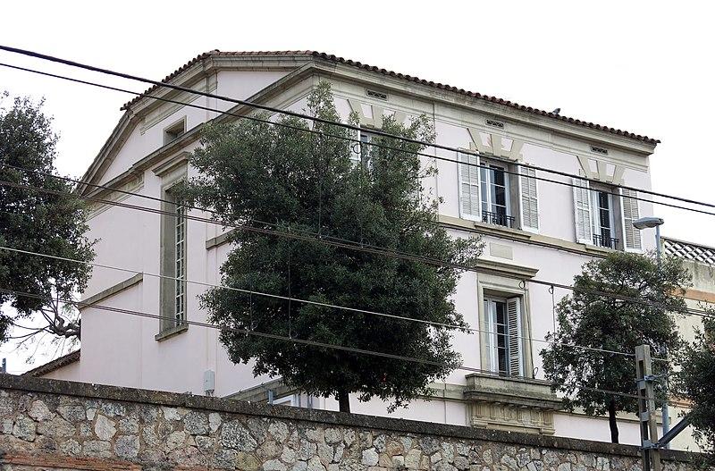 File 198 casa llu s mar n rda carril 25 la garriga jpg wikimedia commons - Casa la garriga ...