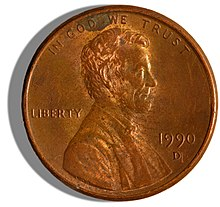 Penny United States Coin Wikipedia