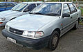 1991-1994 Hyundai Excel (X2) LS sedan 01.jpg
