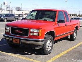Chevrolet C/K - Wikipedia