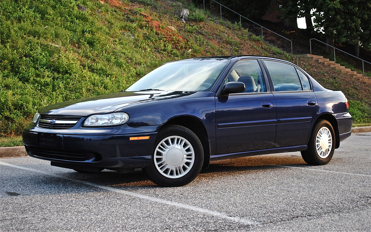 2000 chevrolet malibu base sedan 3 1l v6 auto. Black Bedroom Furniture Sets. Home Design Ideas