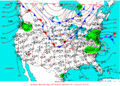 2003-04-11 Surface Weather Map NOAA.png