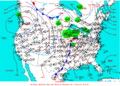 2004-02-20 Surface Weather Map NOAA.png