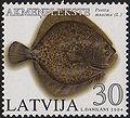 20040626 30sant Latvia Postage Stamp.jpg