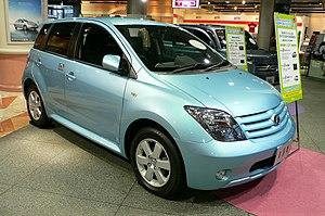 Toyota ist - 2005 Toyota ist (Japan)