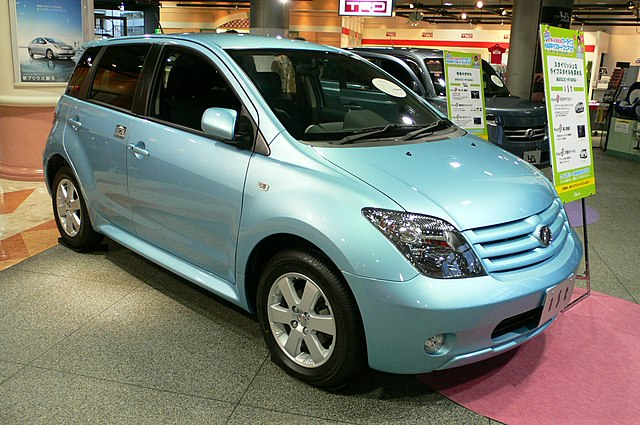 Toyota Ist Wikiwand