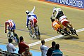 2008 UCI World Track Cycling Championships a crash.jpg