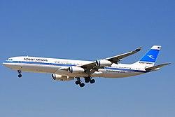 2010-07-08 A340 KuwaitAirways 9K-ANC EDDF 03.jpg