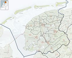 Oostmahorn is located in Friesland