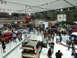 Australian International Motor Show - Australian International Motor Show (Sydney, 2010)