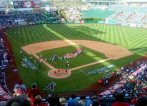 English: The 2010 XM All-Star Futures Game dur...