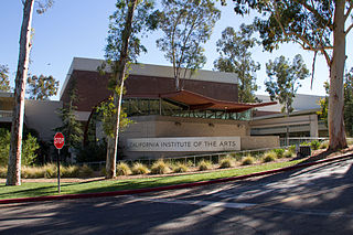 California Institute of the Arts University located in Santa Clarita, California, US