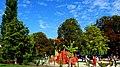 2012 .O8 .29 - Wyspa Młyńska , widok placu zabaw - panoramio.jpg