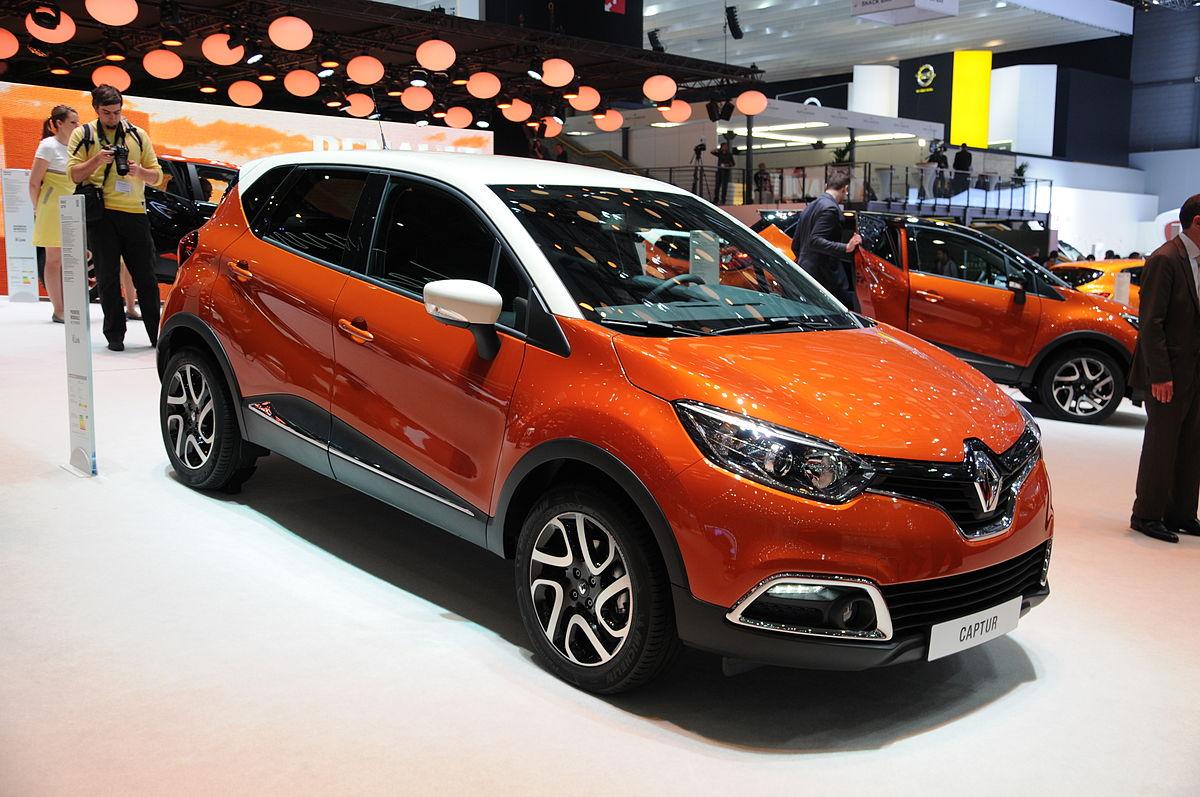 Renault Kaptur  Продажа Цены   Dromru